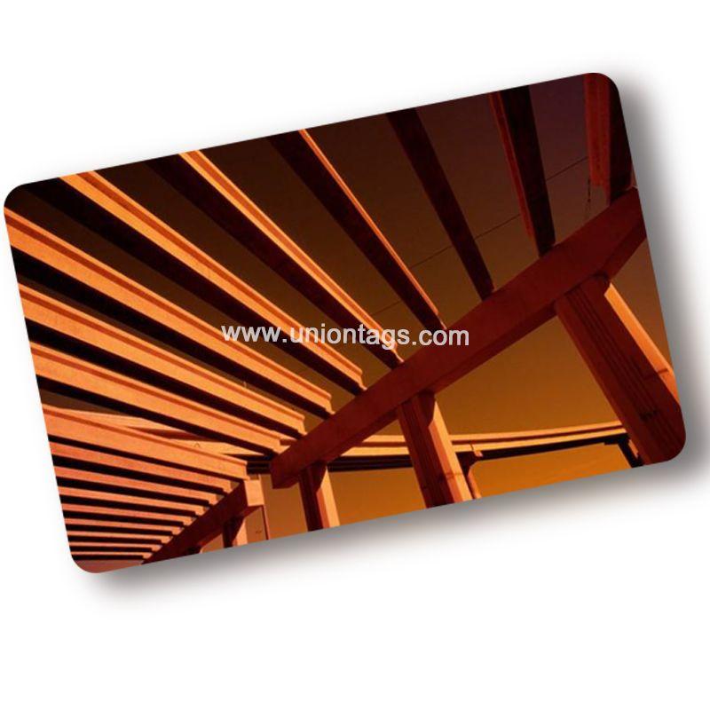Customized ISO 14443A 192 Byte RFID Card Writable MIFARE Ultralight C