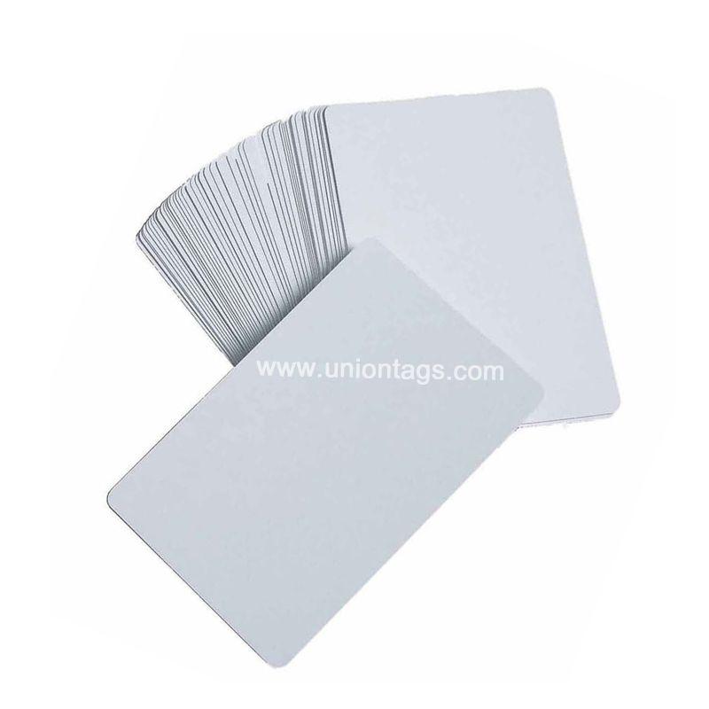 13.56MHZ MF1 S50 RFID Inkjet blank Cards
