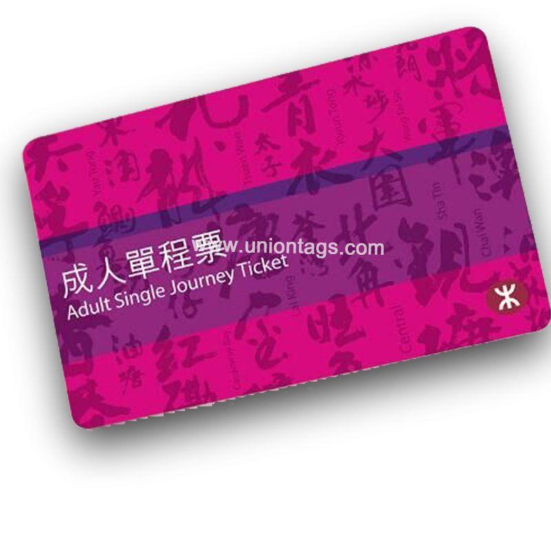 860-960Mhz long range passive UHF RFID G2XL Card