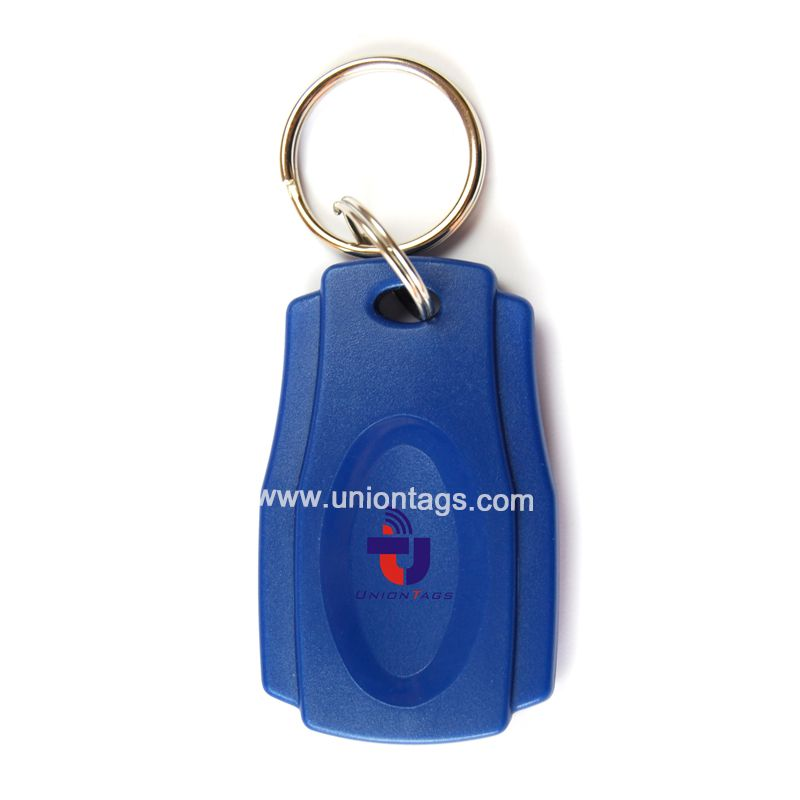 Hot Selling I-CODE 2 High Frequency RFID Keyfob Environmental ABS Mate