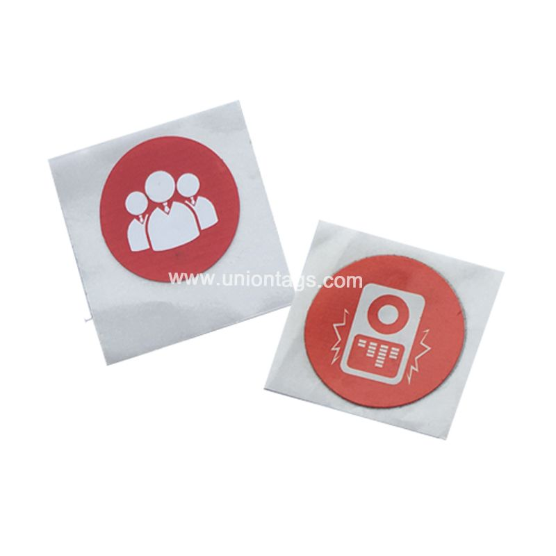 Dia26MM Ntag213 NFC Wet Inlay In Roll