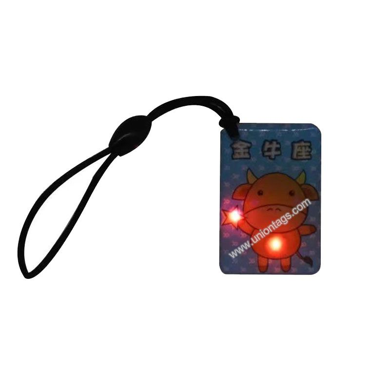 Ntag213 NFC LED Flash epoxy tags