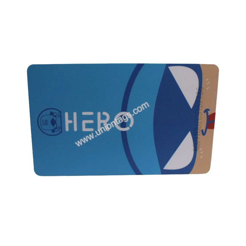 13.56MHZ rfid card MF Plus 2K contactless rfid card