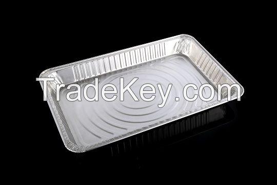 Disposable Aluminum Foil Container Steam Table Pan