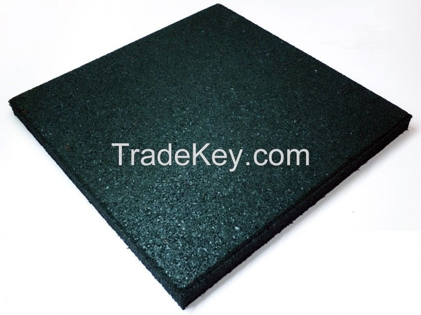 Rubber Tile from Manufacturer
