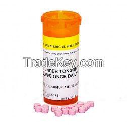 HCG Weight Loss Diet Pellets Online   500 IU HCG Pellets