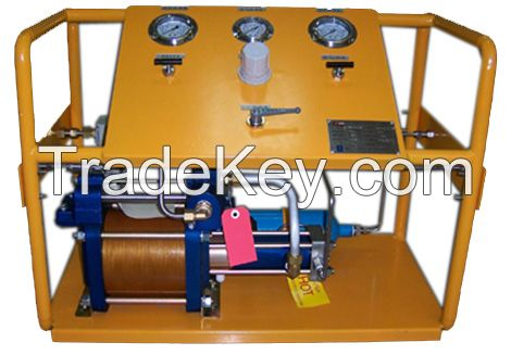IVS Gas Booster System