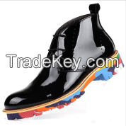 shoe upper nappa leather