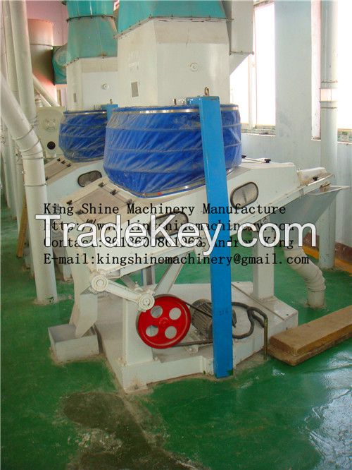 Lentil Cleaning and Peeling Production Line