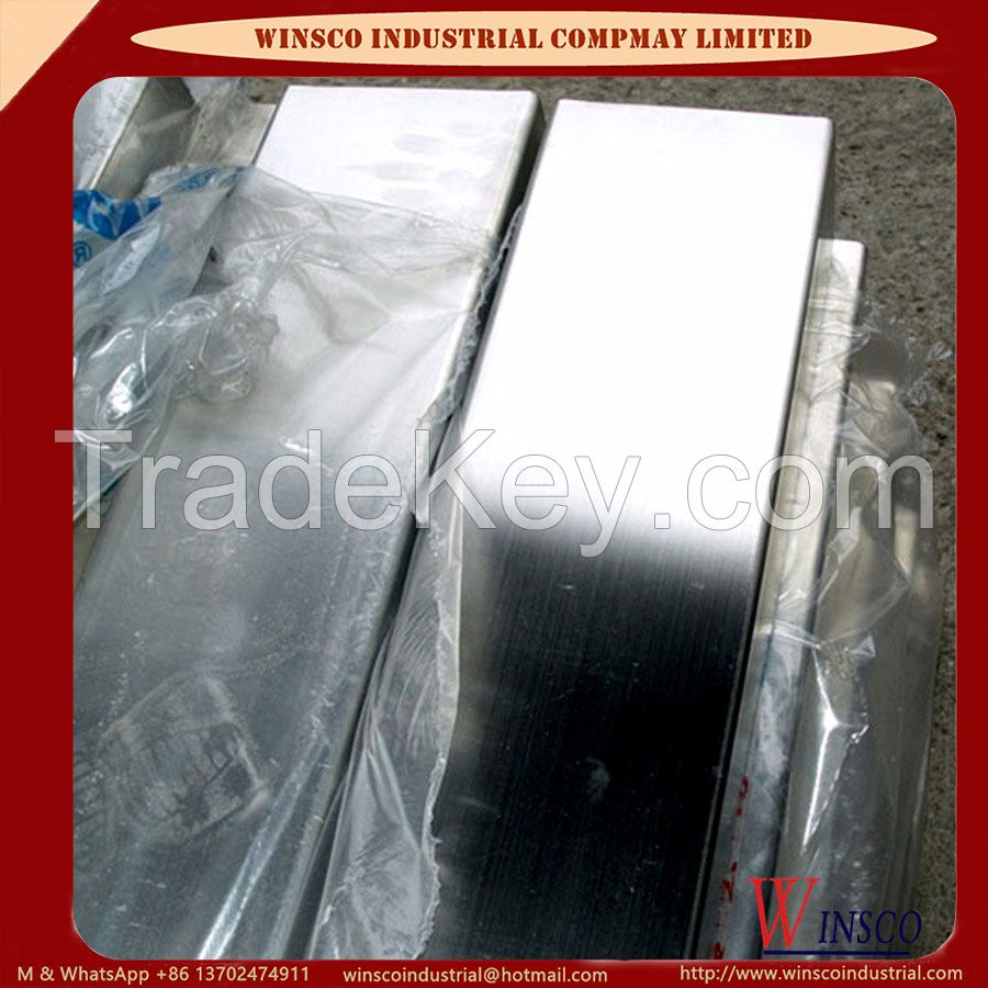 Cold Rolled 201 Stainless Steel Pipe