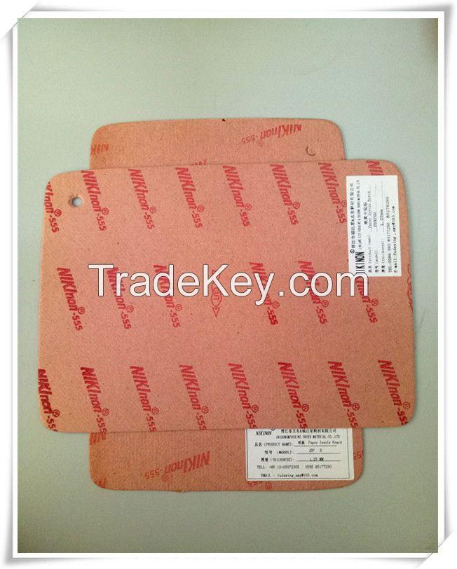 Shoes Paper Insole Board in Jinjiang Zhidong Company