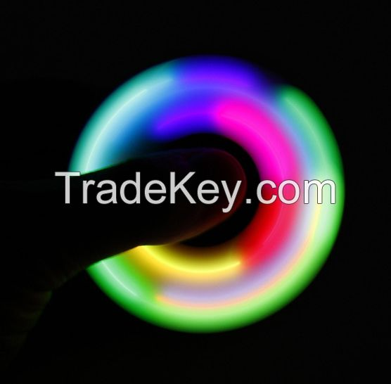 Factory Wholesale EDC Fidget Spinner Anti Stress for Autism and ADHD
