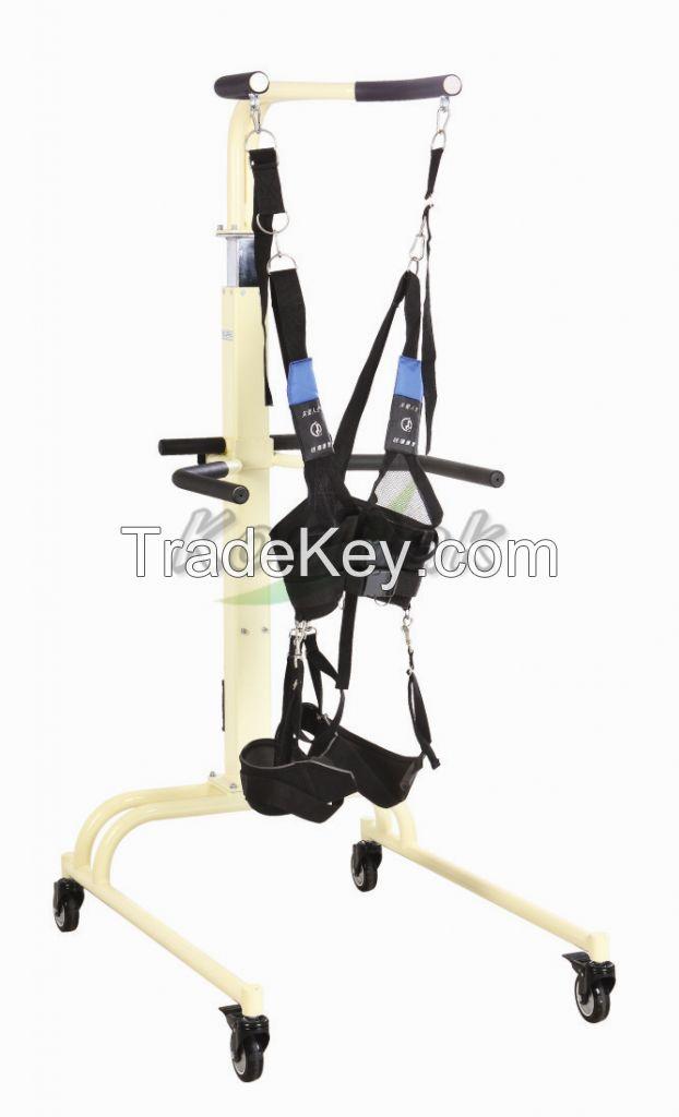 Manual Gait Training Apparatus