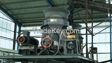 Mining HPT multi-cylinder hydraulic cone crusher