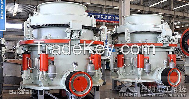 Supply Mining HPT multi-cylinder hydraulic cone crusher