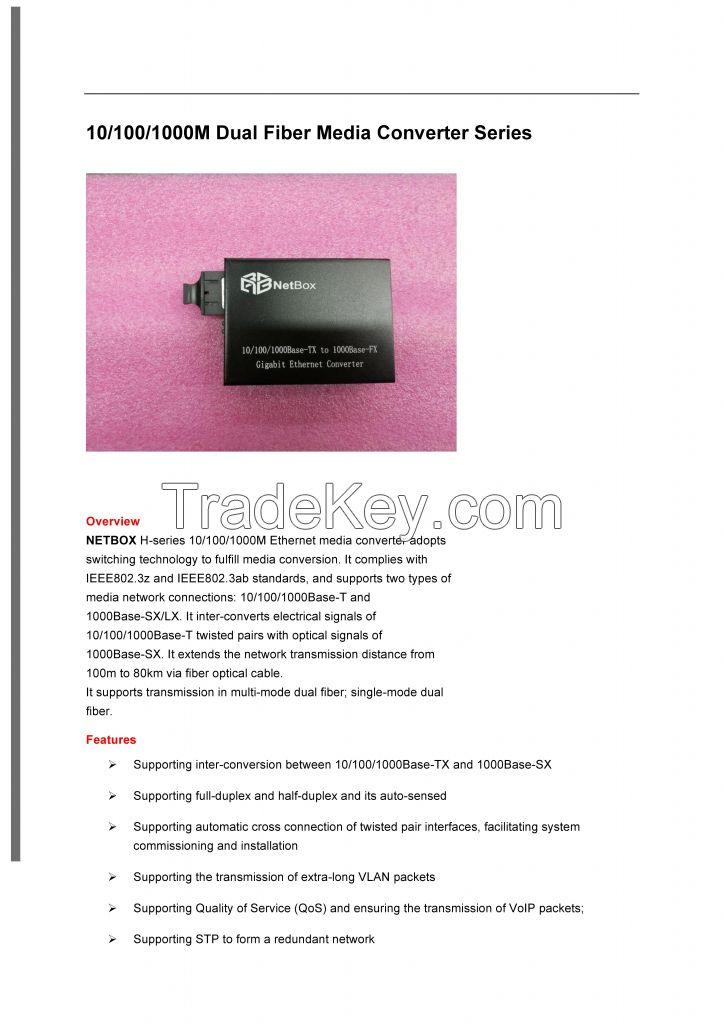 Fiber Gigabit media Converter, Cat6 cable, Fiber cable, Server rack cabinet