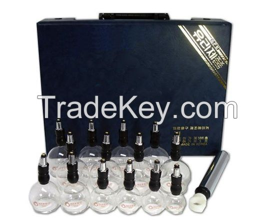 Glass Cupping Set (14cups a set)
