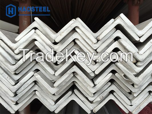 304 stainless steel angle bars