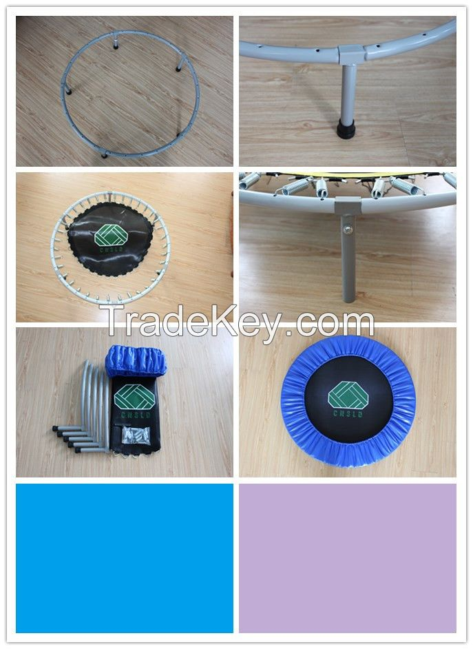 Folding Trampoline The Best Gift for Friends
