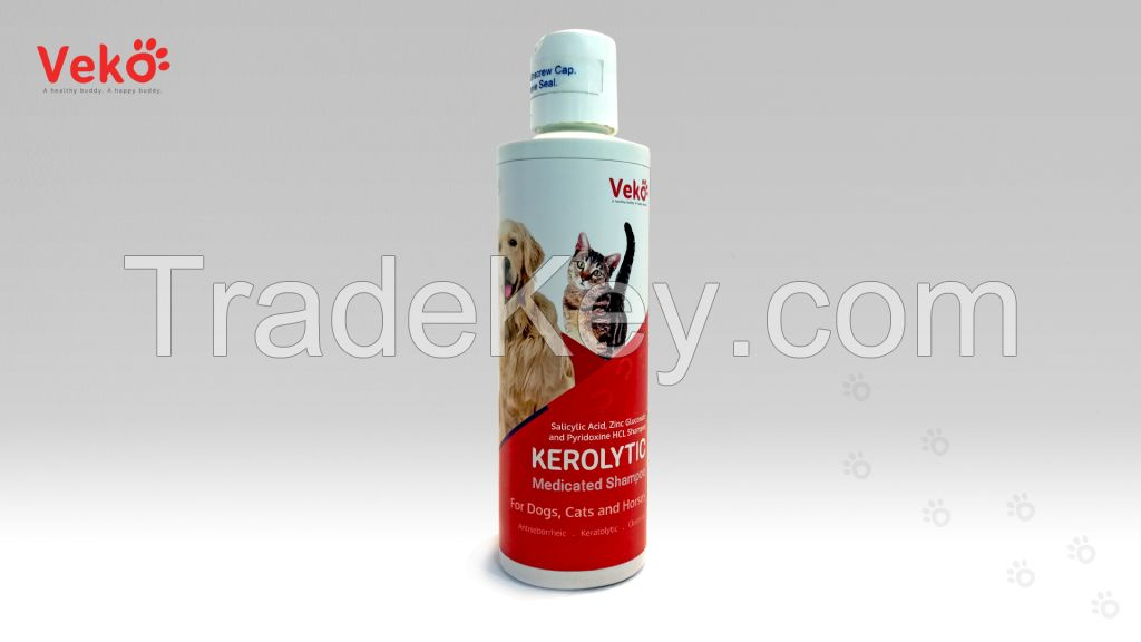 KerolyTIC Medicated Shampoo