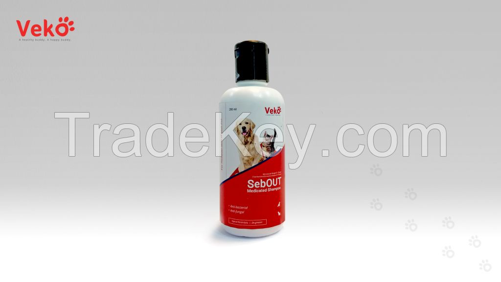 SebOut Medicated Shampoo