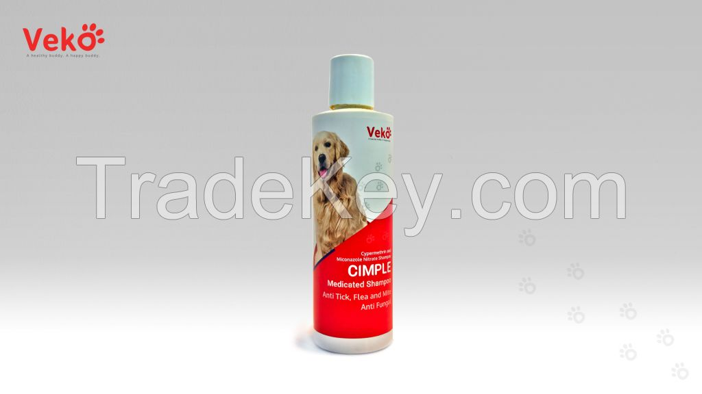 Cimple Medicated Shampoo