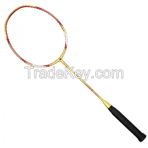 100% Graphite Badminton Racket