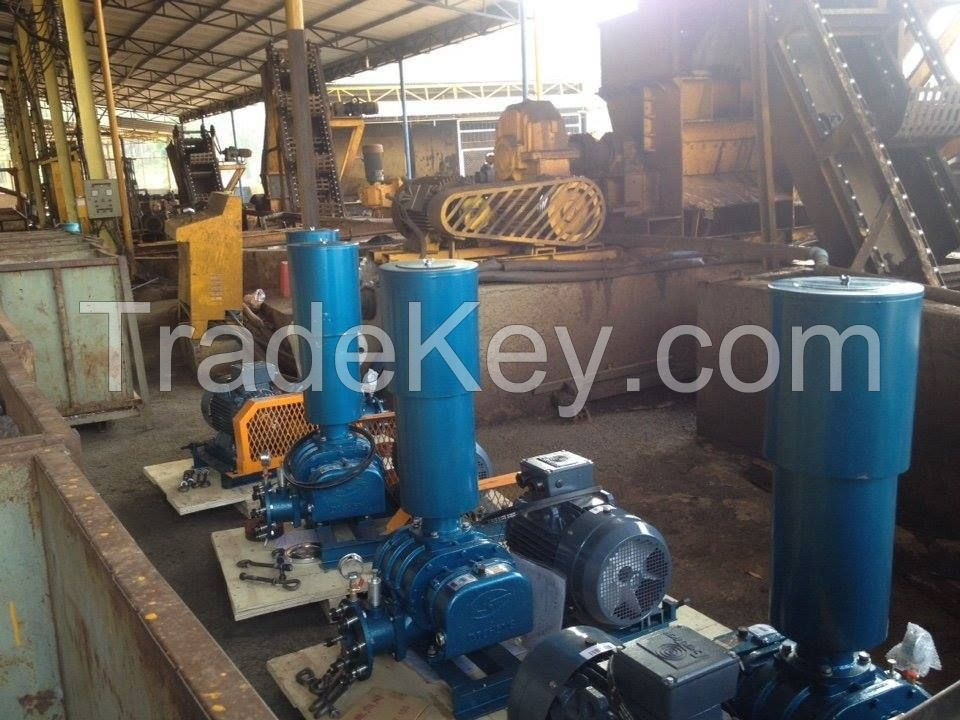 Pneumatic Conveying Roots Type Blower