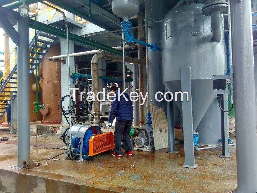 waste water treatment roots blower