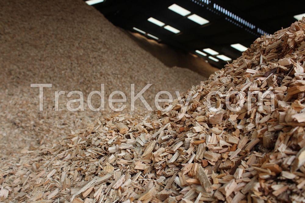 Biomass Wood Chip Fuel