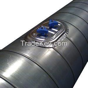 HVAC Spiral Tube for Ductwork