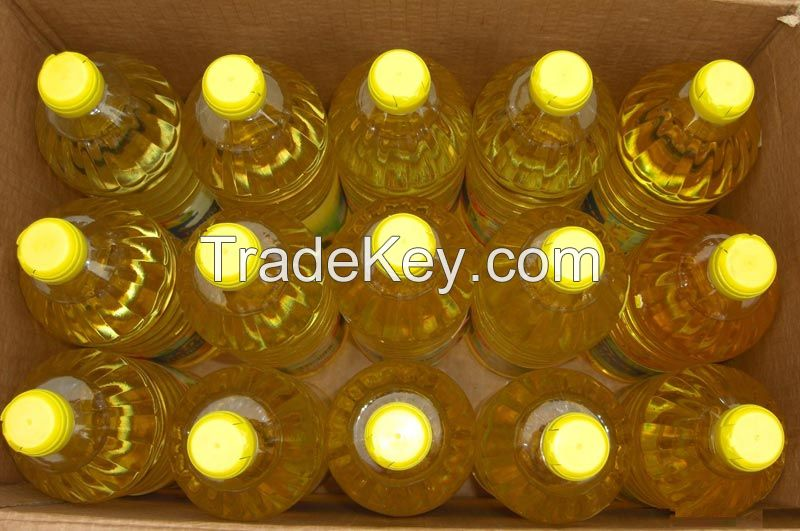 High Quality Refined Sunflower Oil 100% Refined Sunflower oil