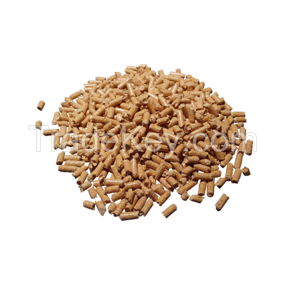High quality Feed Grade High Quality Wheat Bran Pellet