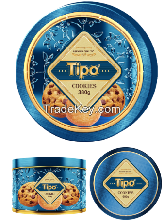 Premium QualityTipo Butter Cookies 680g