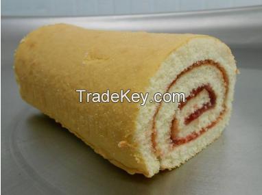 Special Mini Roll Cake for export Milk Cream