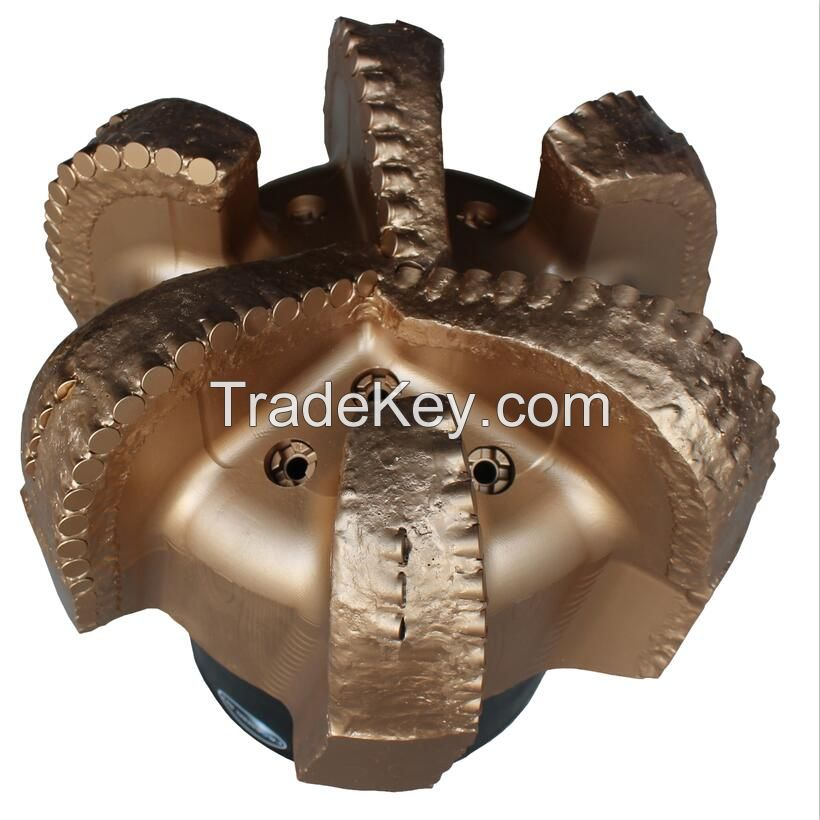 steel body PDC drill bit