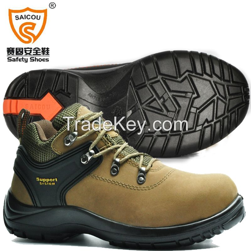 Safety shoes factory in China