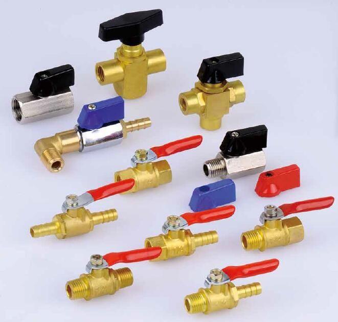 brass valves , red handle ball valve , mini ball valve , check valve