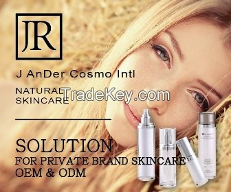 de-lux wrinkle resist eye gel-skincare OEM