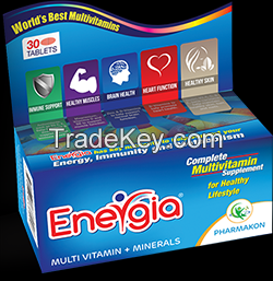Tablet Energia (multivitamins)