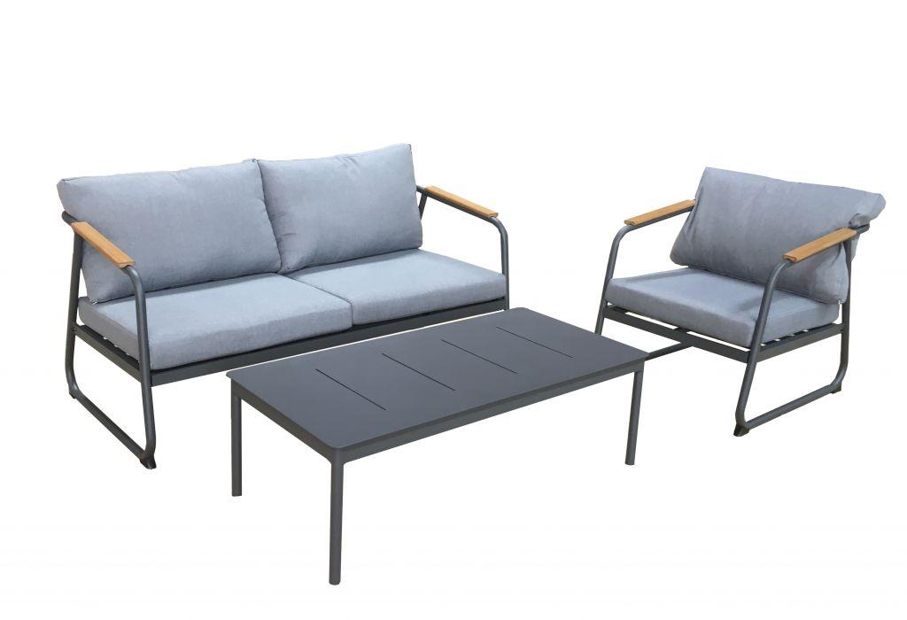 outdoor furniture aluminum furniture sofa set (6612)