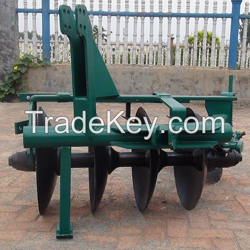 Paddy plough