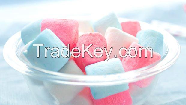 Mini multiple color Marshmallow