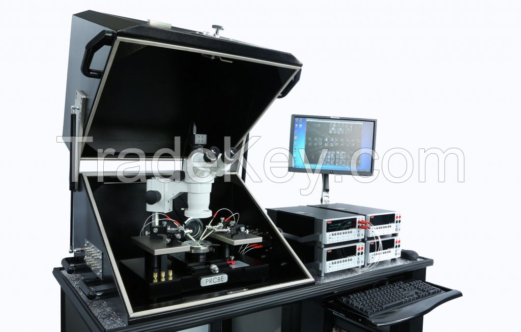 Prcbe Mini Series Probe Station failure analysis wafer prober