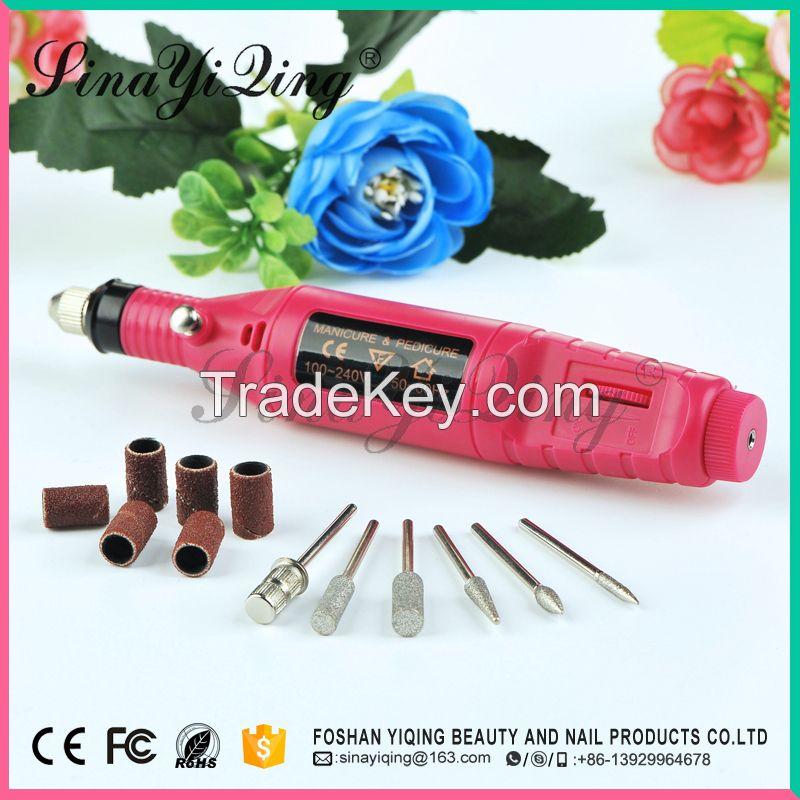 nail drill pen