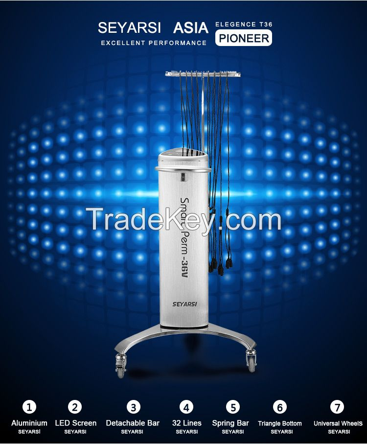 Hair Perming Machine, 36V Output, High Quality, Hairdressing Helper, T36