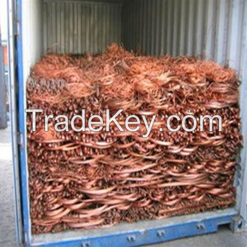 copper scrap millberry 99.9%. copper wire scrap 99.99%