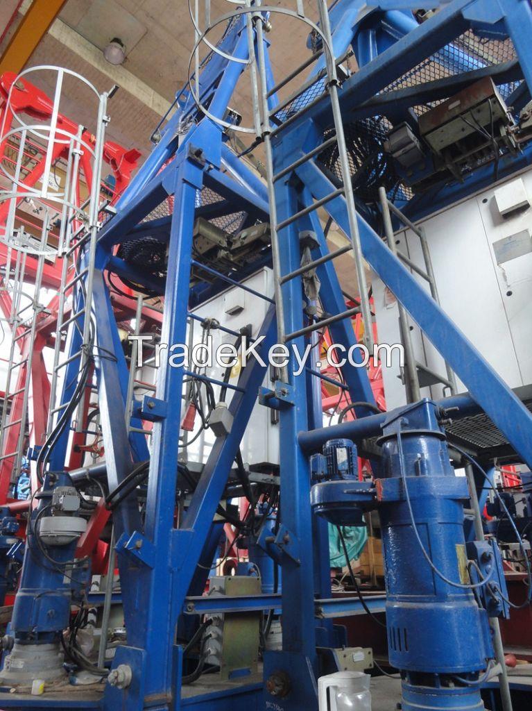Comansa CJ140-8T Flat Top Tower Crane