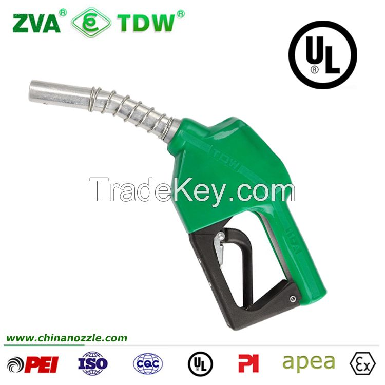 TDW 11A Gas Station Dispenser Pump Automatic Fuel Oil Filling Injection Nozzle Gun with UL