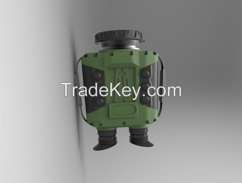 JHT640-75 Handheld Thermal Imaging Binoculars